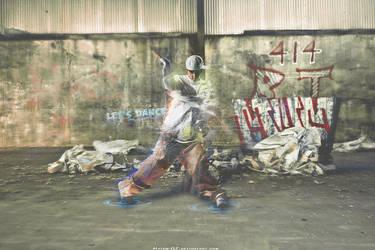 Let's Dance by Hatem-DZ