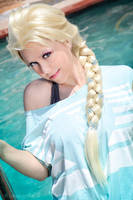 The cold never bothered me anyway by LauzLanille