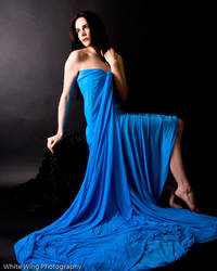 Elegant Lady by WhiteWingPhoto
