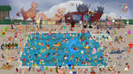 The Cartoon Summer of Fun by SuperLeviathan