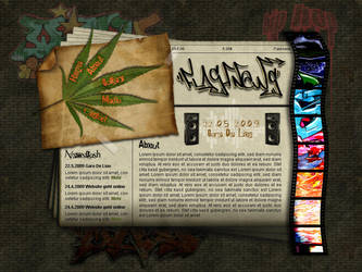 Flashnews by Castor-designs