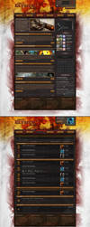 Guild Wars 2 Clan Design by Castor-designs