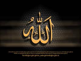 Allah by emrahdemirci