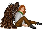 Nettie pixel by PhoenixWildfire