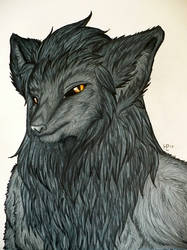 The Beast by PhoenixWildfire