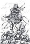 Guerreiros by ricardoafranco