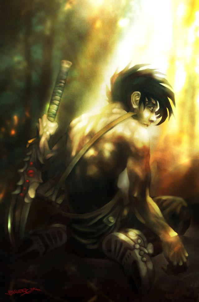 Thy Knight by sundang