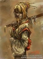 Kenshin ver2 by sundang