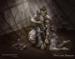 Last Samurai Poster Art by sundang