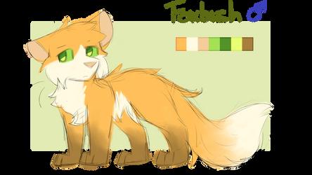 Foxbush by DragonBeast11