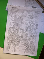X-Angels pencils by PencilInPain