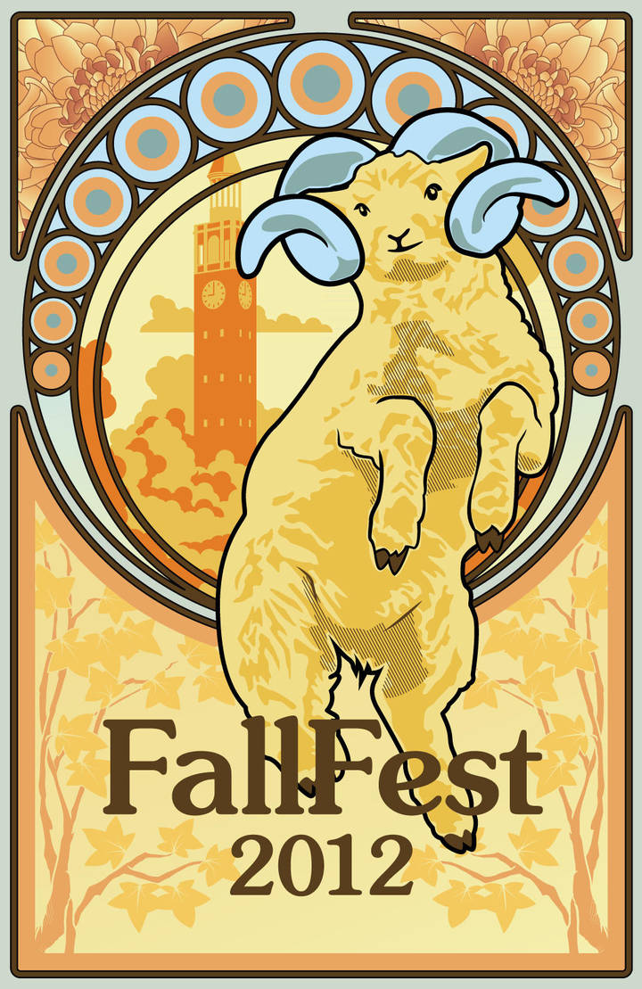 FallFest Poster by KeeyanMe