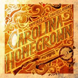 Carolina Homegrown Album Cover by KeeyanMe