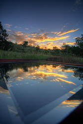 Reflections 01 HDR by pantsonnos
