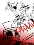 Craaaaaaaaaaaaaaaaaawl by Skelwolf