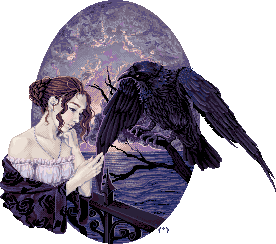 -The Raven- by RiEile