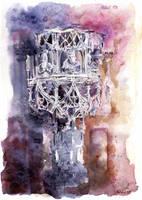 -Stephansdom- by RiEile