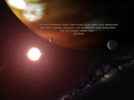 Galileo by digimmortal