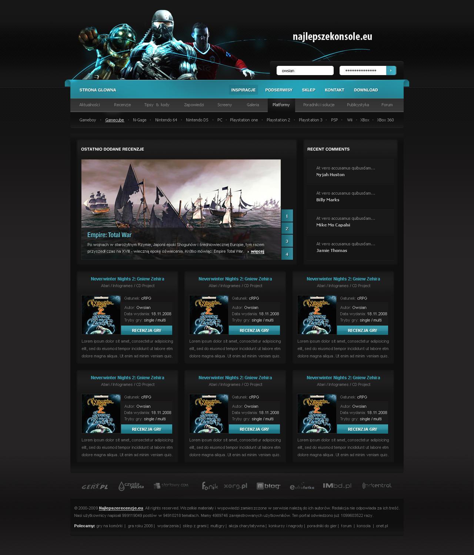 Gaming platform by owsian