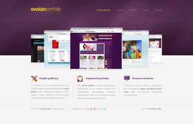 Portfolio showcase by owsian