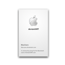 Apple ID 2 by macusers