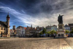 Ghent by aglezerman
