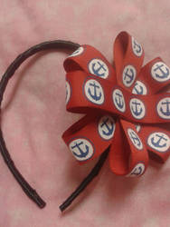 Anchors Headband by jetticana