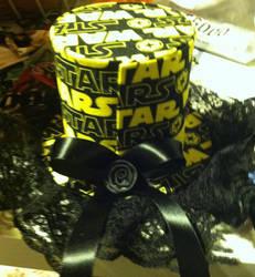 Star Wars Mini Tophat by jetticana