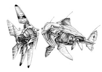 Fishes by Lipatov
