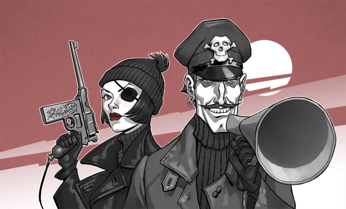 Pirates by Lipatov