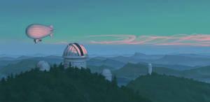 Observatory by Lipatov