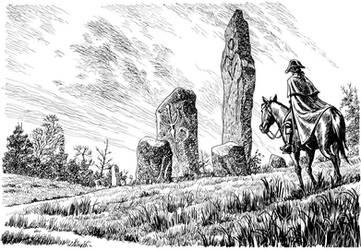 Paladins' Tales: Paladin on the Brezales by Lipatov