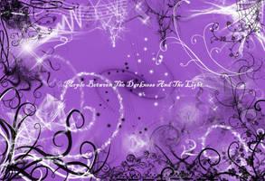 Purple by Bunniesqueen