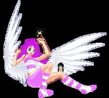 Pixel ID 01 by Bunniesqueen