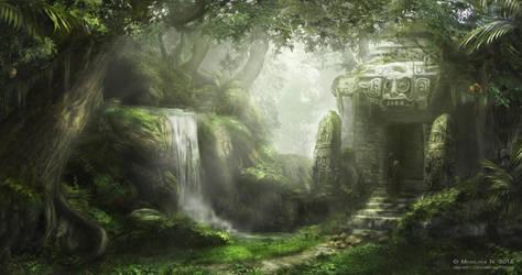Sanctuary by NM-art