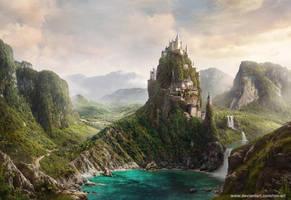 Forgotten Kingdom by NM-art