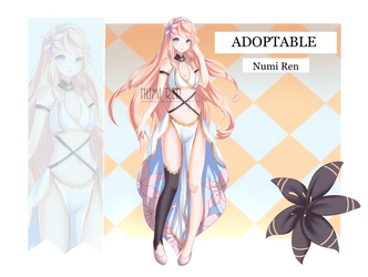 [CLOSED] Adoptable auction /1 by NumiRen