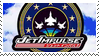Jet Impulse logo stamp by Vinceinovich