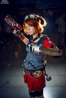 Gaige the Mechromancer - Borderlands 2 by korry1317