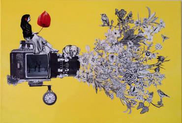 Push the button by annasandalaki