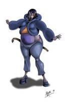 Fur Coat Blueberry prt2 by LordAltros