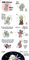 Silli Hoss What Do #1 - Star Wars by HareTrinity