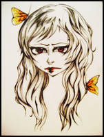 Gif for MrsZuO - my little butterfly by AliceRossi