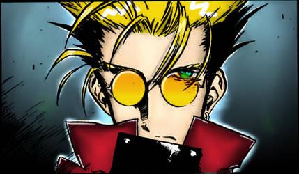 Manga Vash6 by BattleAngelGally