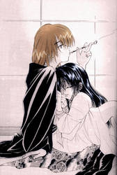Kenshin and Kaoru7 by BattleAngelGally