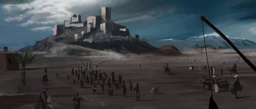 Kingdom of Heaven study by RobertLaszloKiss