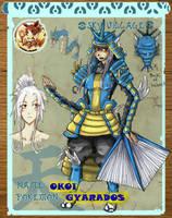 Pokimono: Okoi by Foltzy