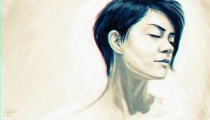 Mono by nakovalnya-artist
