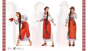 Commission | Marusya by nakovalnya-artist