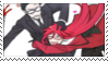 Will X Grell Stamp by MacabreVampire